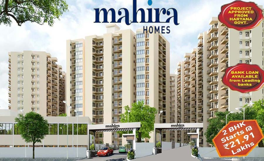 Mahira Homes Affordable Housing Sector 68 Sohna Road Gurugram