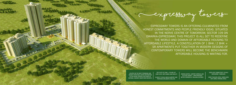 OSB Expressway Towers Sector 109 Gurgaon