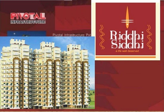 Pivotal Riddhi Siddhi Affordable Housing Sector 99 Gurgaon