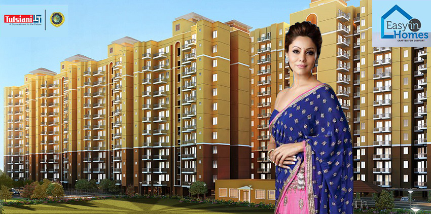 Tulsiani Easy In Homes Affordable Housing Sector 35 Sohna Raod, South Of Gurgaon