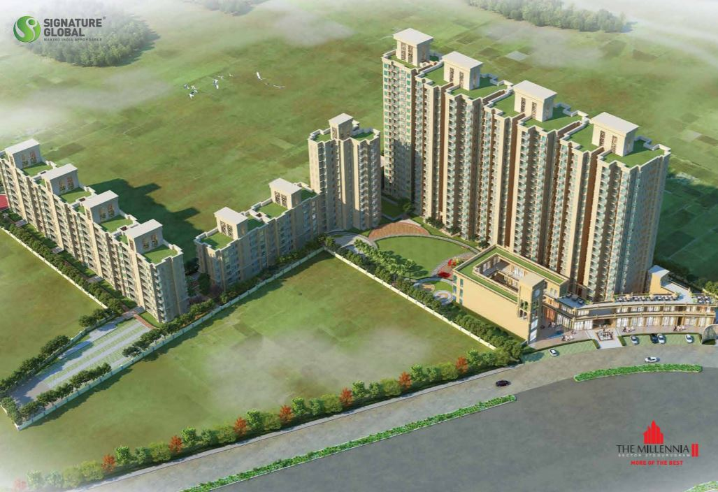 Signature Global Millennia 2 Sector 37D Gurgaon