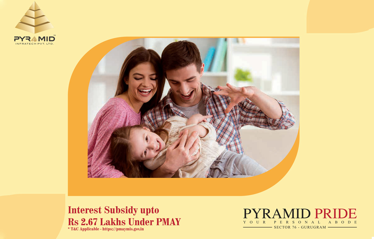 PYRAMID PRIDE AFFORDABLE SECTOR 76 GURGAON